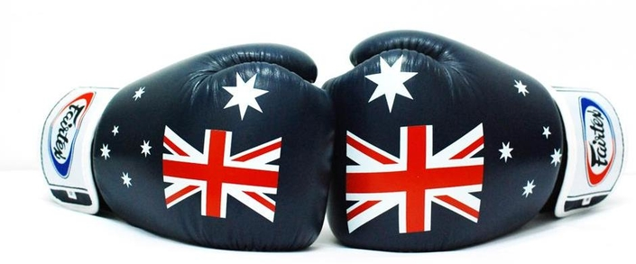 fairtex australia day gloves