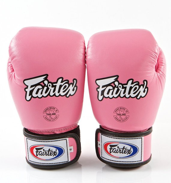 fairtex gloves pink