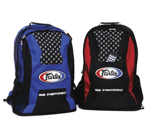 fairtex back pack
