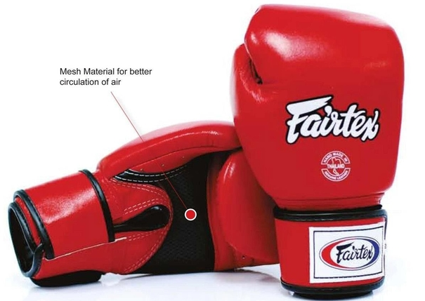 fairtex breathable gloves 6
