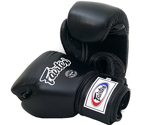 fairtex breathable gloves black