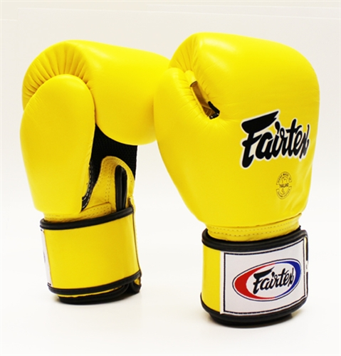 fairtex breathable yellow