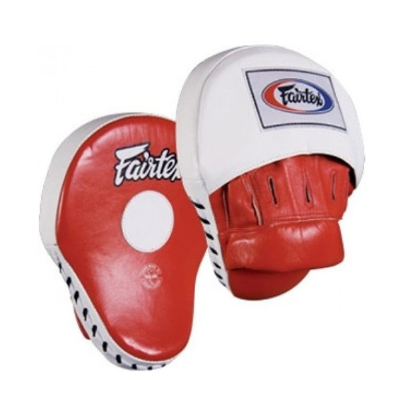 fairtex curved focus mitts
