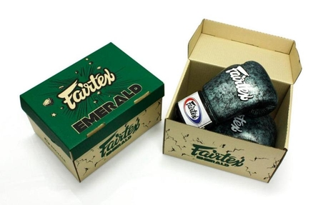 fairtex emerald gloves box