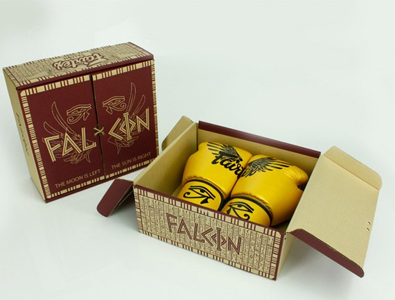 fairtex falcon gloves box