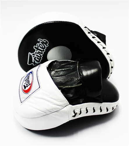 fairtex focus mitts black 2
