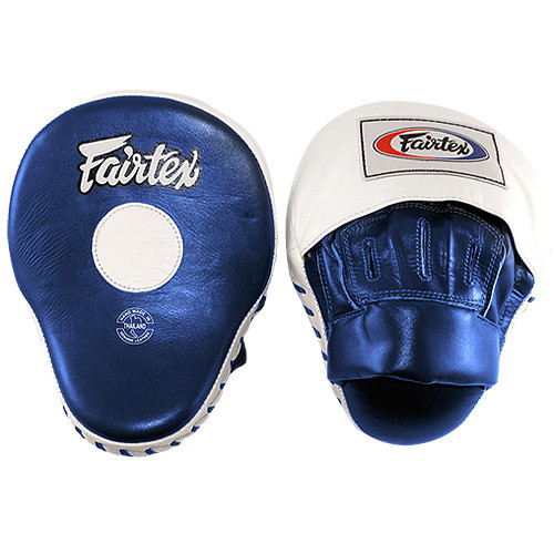 fairtex focus mitts blue