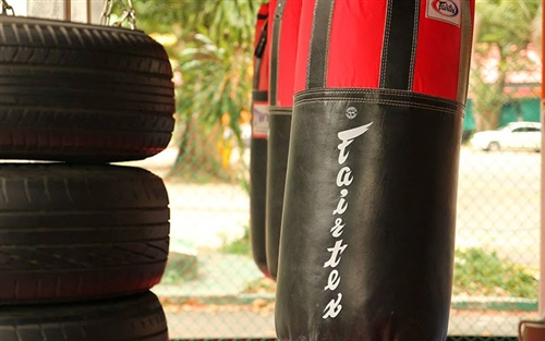 fairtex hb3 bag