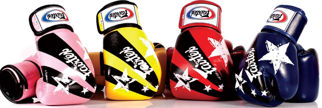 fairtex nation print