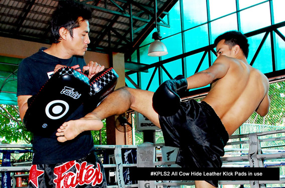 fairtex superior kick pads