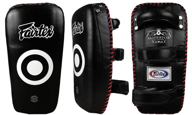 fairtex superior muay thai kick pads 2