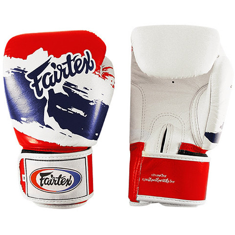 fairtex thai flag gloves 3