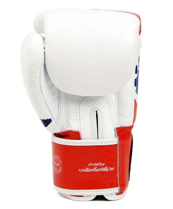 fairtex thailand flag gloves 2