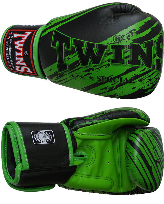twins special dark green gloves