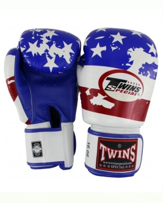 twins usa muay thai gloves