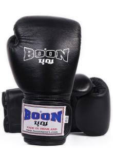 boon black gloves