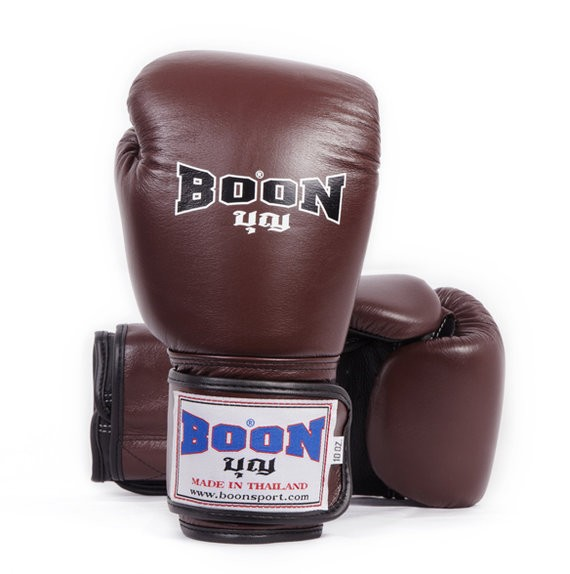 boon gloves brown 3