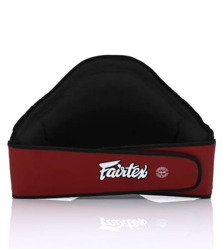 fairtex belly pad back