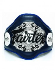fairtex belly pad blue