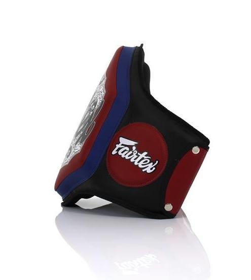 fairtex belly pad side