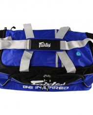 fairtex blue duffel bag