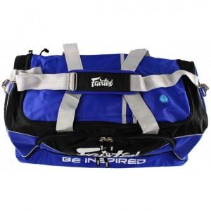 fairtex blue duffel bag