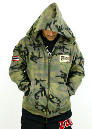 fairtex camo sweater