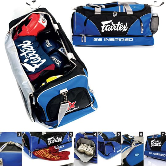 fairtex duffel bag blue 4