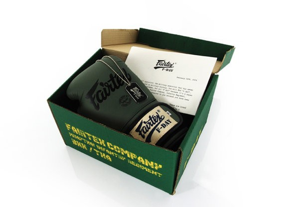 fairtex fday box