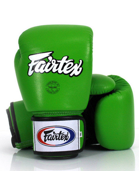 fairtex green hulk gloves