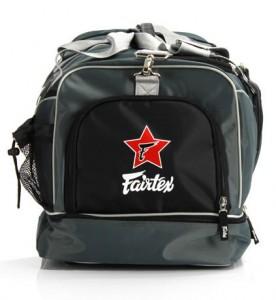fairtex grey bag 2