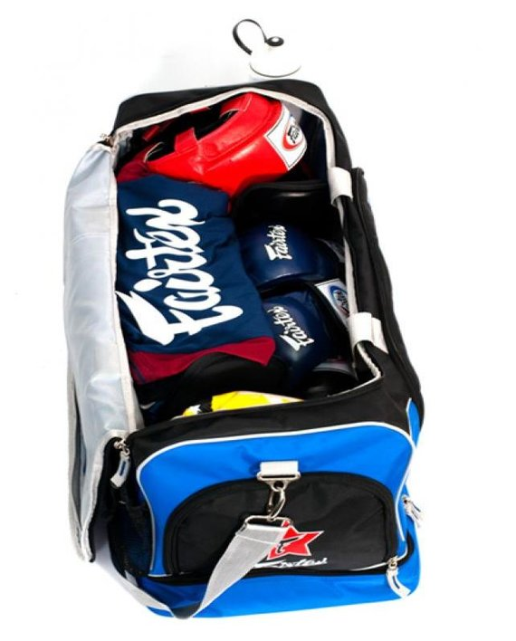 fairtex open bag