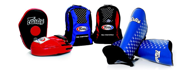 fairtex training gear bundle