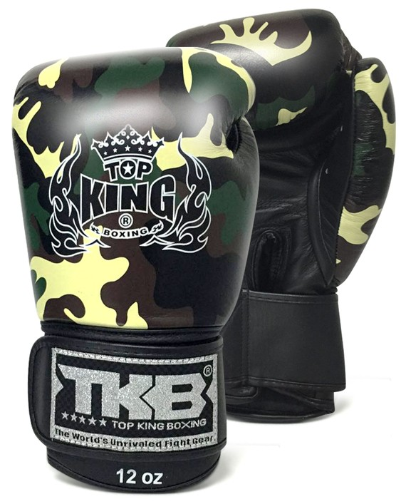 top king camo gloves
