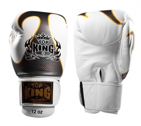 top king empower white and silver