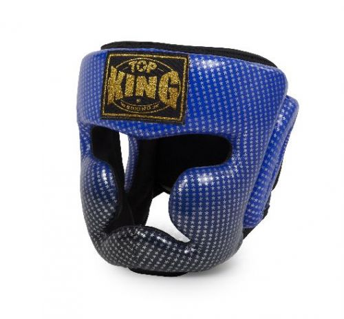 top king super star head guard blue