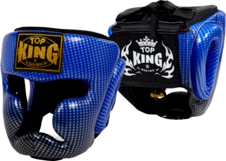 top king superstar head guard blue 1