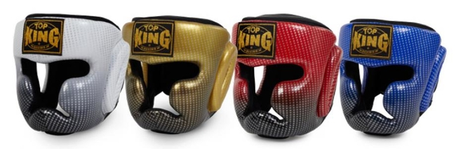 top king superstar headguards