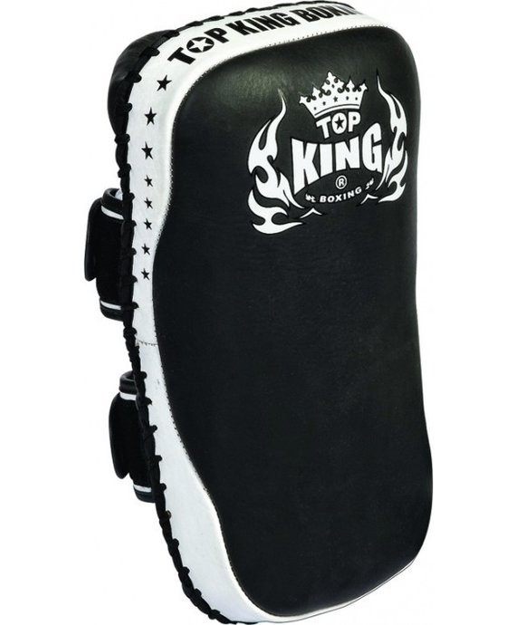 top king tkkps kick pads white