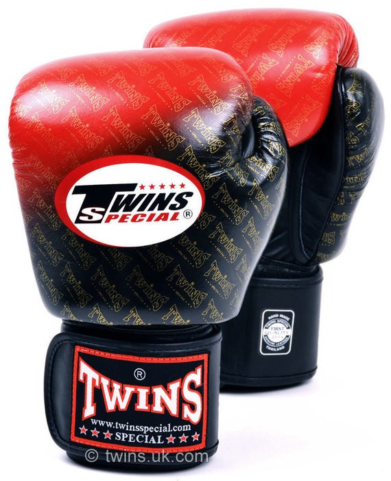 twins fbgv-tw red gloves