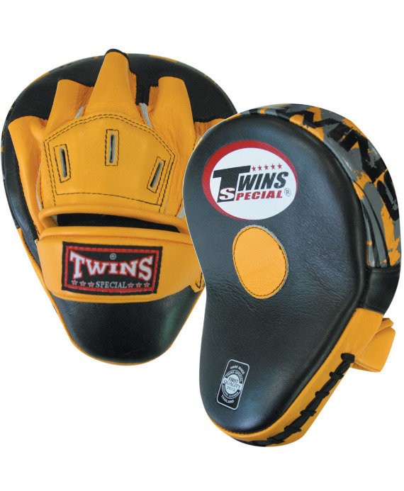 twins focus mitts yellow