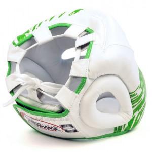 twins green accent head gear