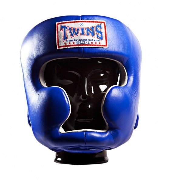 twins head guard blue