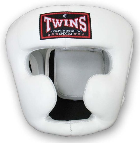 twins headgear white