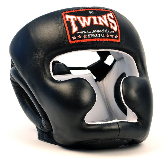 twins muay thai head guard