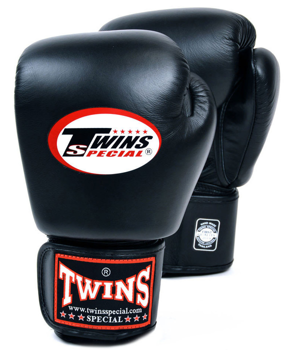 twins special black gloves