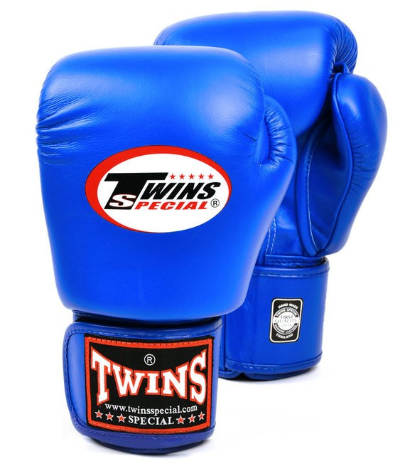 twins special blue gloves