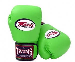 twins special green gloves