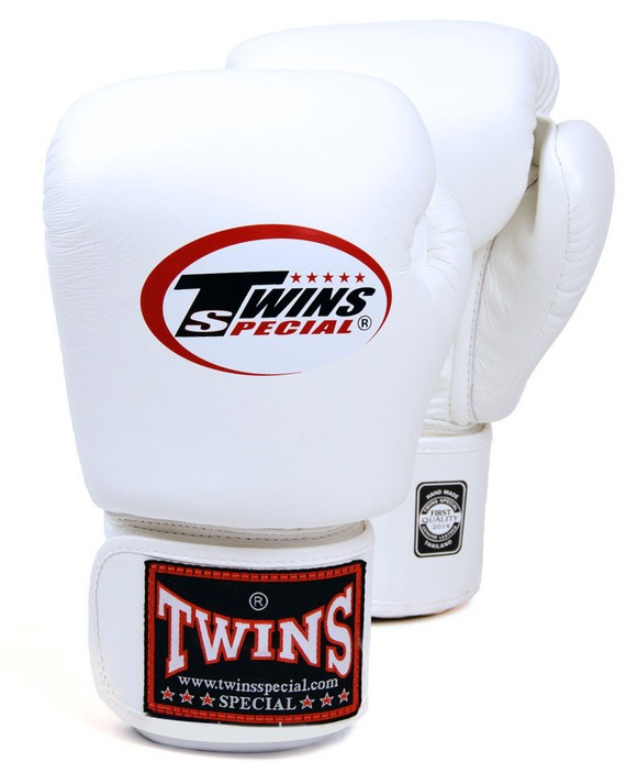 twins special white gloves